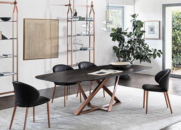 top dining tables - Bontempi Casa Millennium