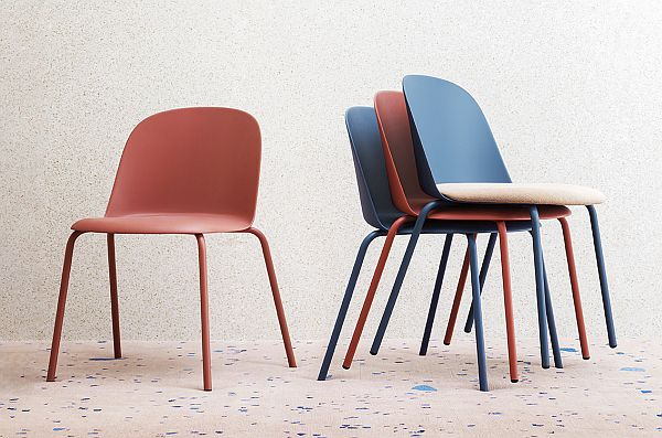 Mariolina chairs by E-ggs