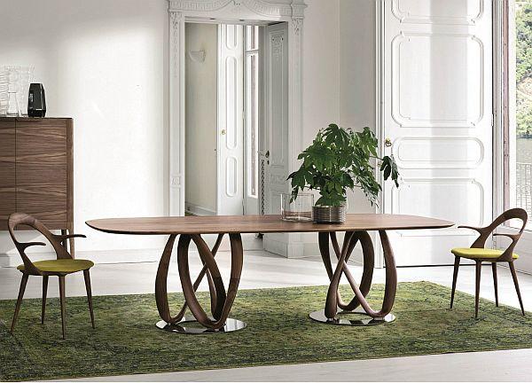top Dining Tables _ Porada Infinity