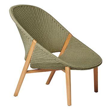 Tribu Elio high back chair