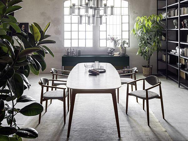 Novamobili Rose Chair - Modern