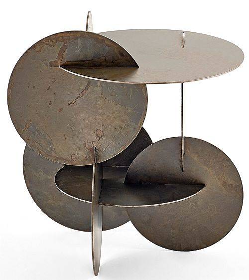 Coins Coffee Table Designer: Massimo Castagn