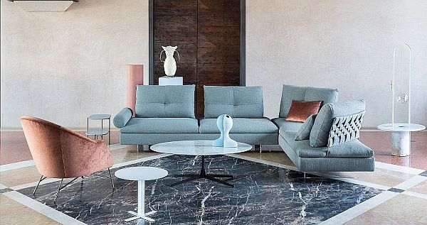 Salone del Mobile_Saba Limes Sofa