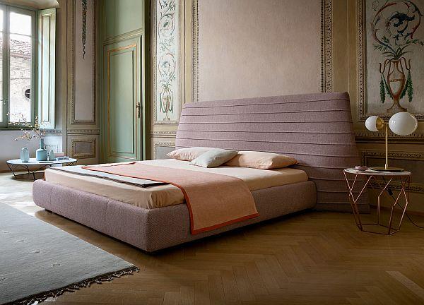 Bonaldo Kenobi Luxury beds - storage