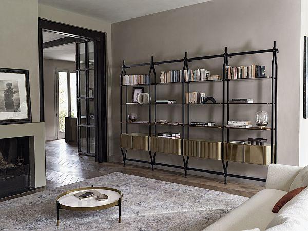 Storage - Charlotte bookcase