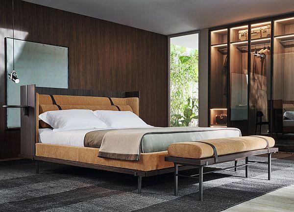 Luxury beds - Molteni Twelve AM Bed