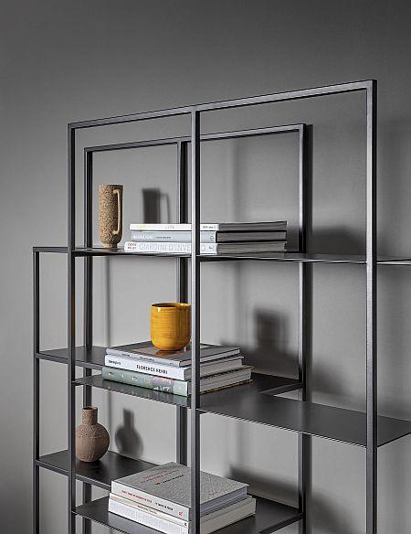 Storage - Optic shelves