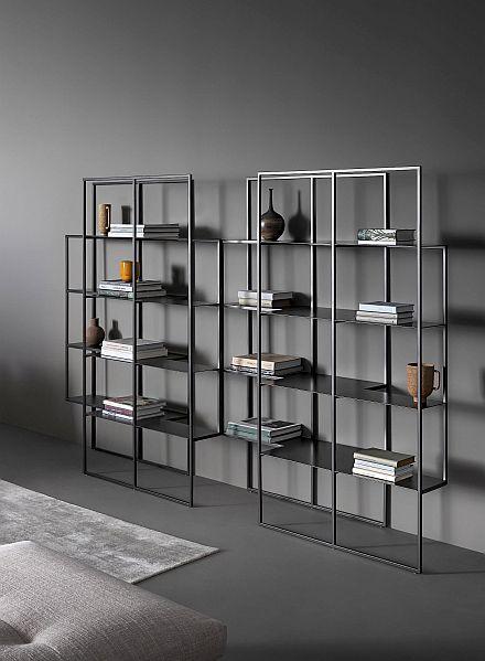 Storage Bonaldo Optic Bookcase