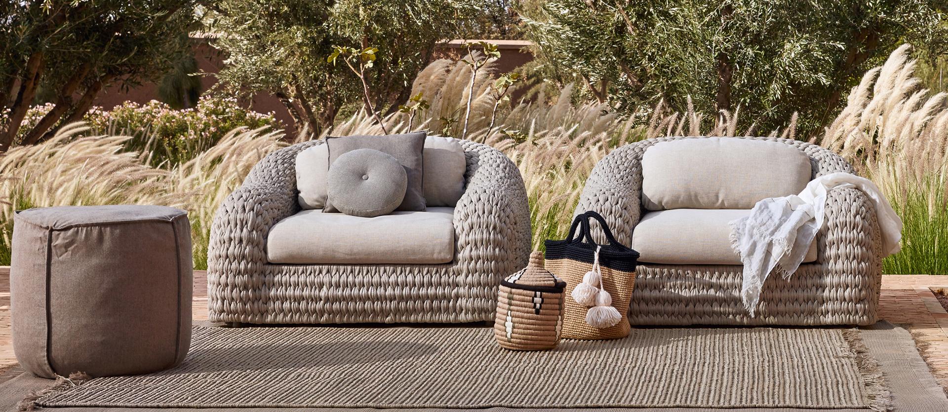 Garden Chairs  Modern Garden Furniture  Contemporary Furniture