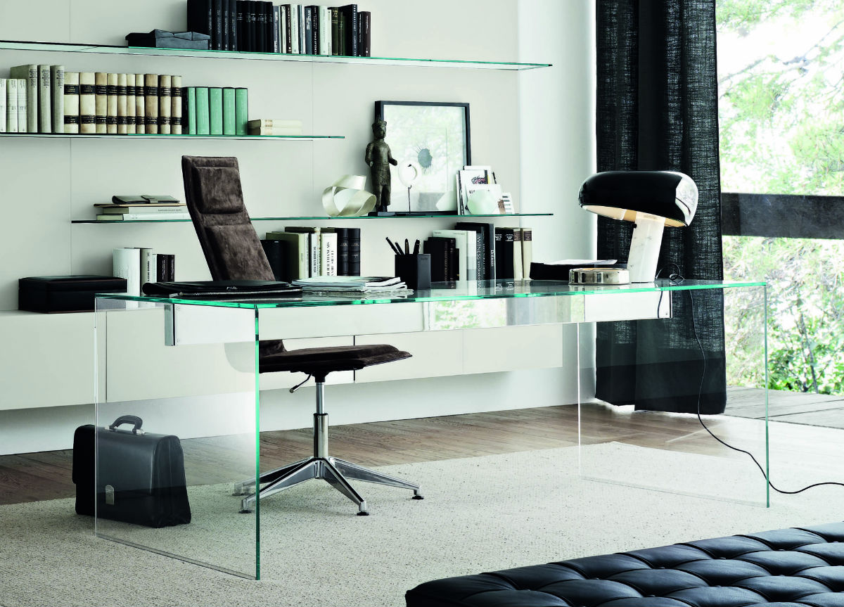 Image of: Gallotti Radice Air Home Office Desk Gallotti Radice Furniture