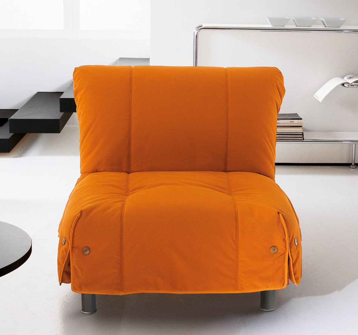 Go Modern Ltd > Sofa Beds > Bonaldo Aurora Armchair Bed