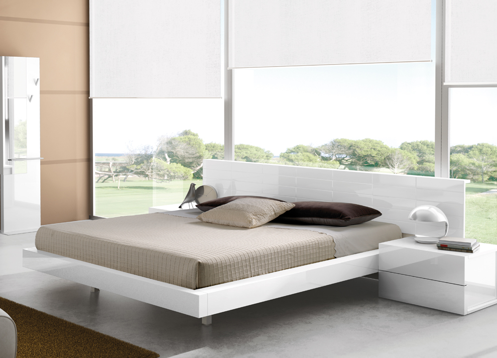 Ca Contemporary Bed, Modern Contemporary Bedroom Furniture Uk