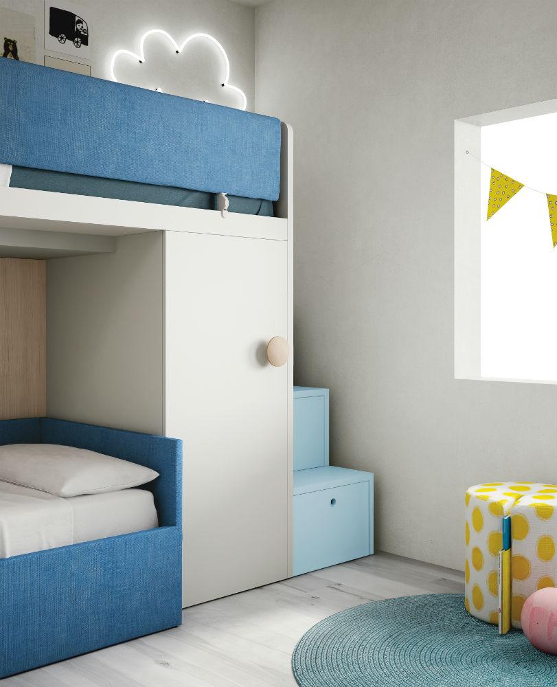 go modern ltd > children's bedroom furniture > battistella