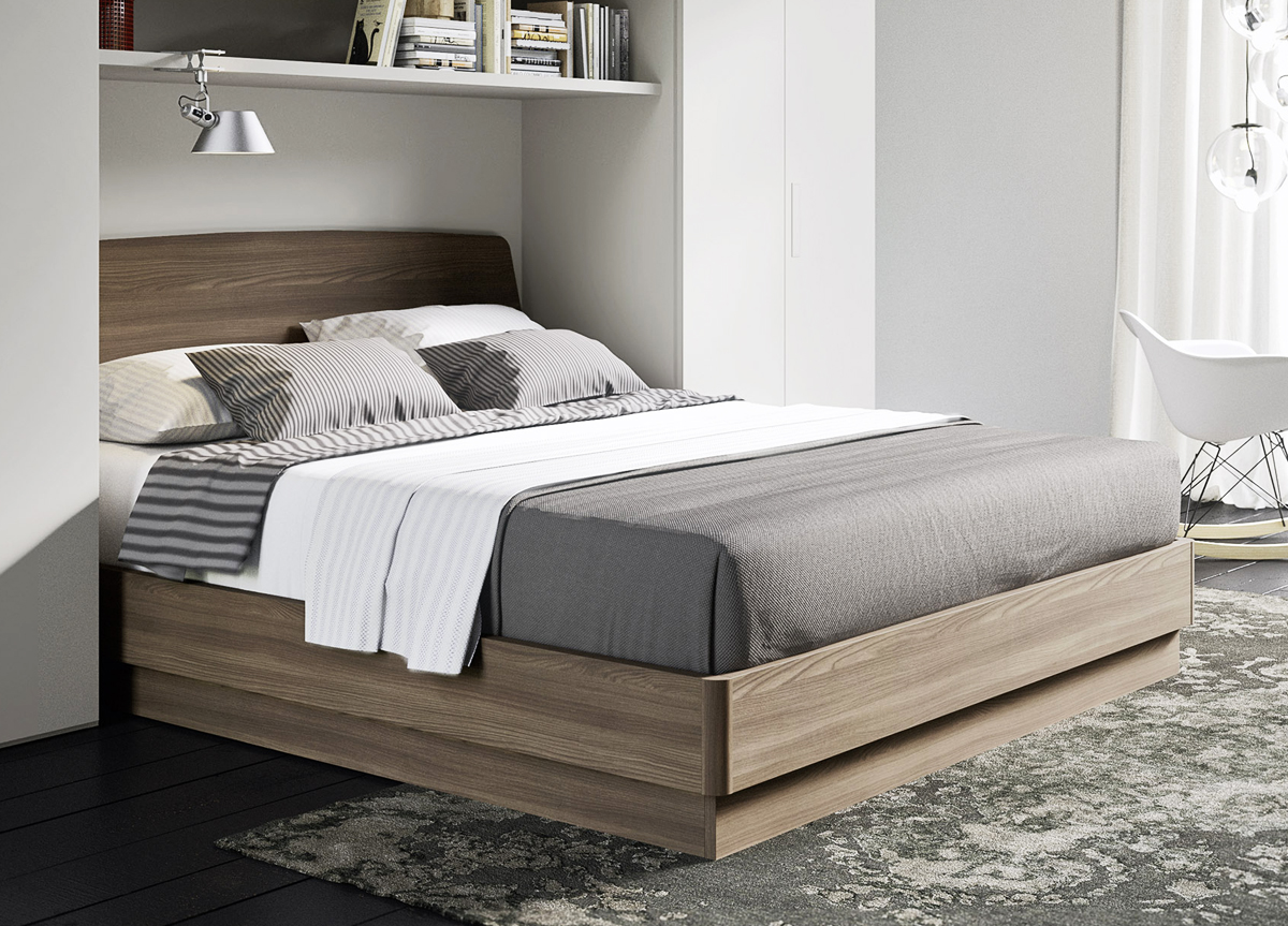 Este Storage Bed Contemporary Storage Beds At Go Modern London