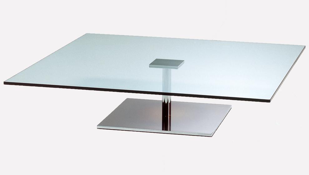 Tonelli Farniente Square Coffee Table Glass Coffee Tables By Tonelli Design