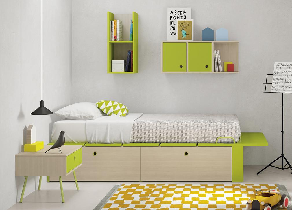 Battistella Nidi Indy Children\'s Bed