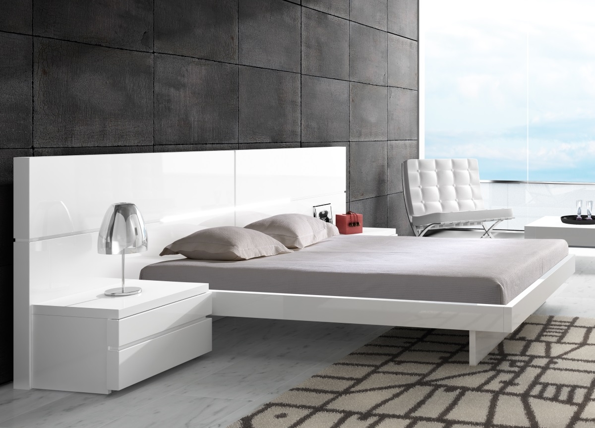 Picture of: Mistral King Size Bed Contemporary Beds Modern Beds
