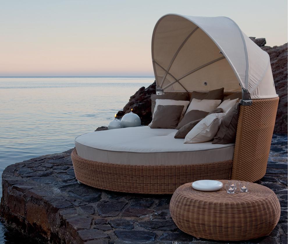 удовольствием кровать на берегу моря фото для цветов днем