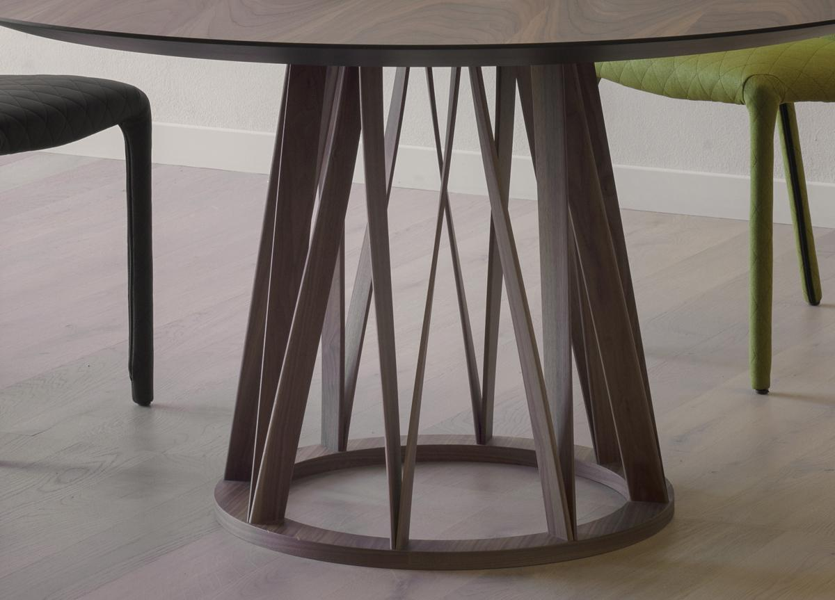 Miniforms Acco Round Dining Table