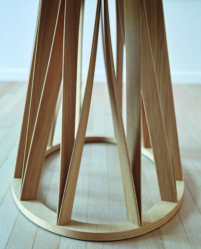 Miniforms Acco Oval Dining Table
