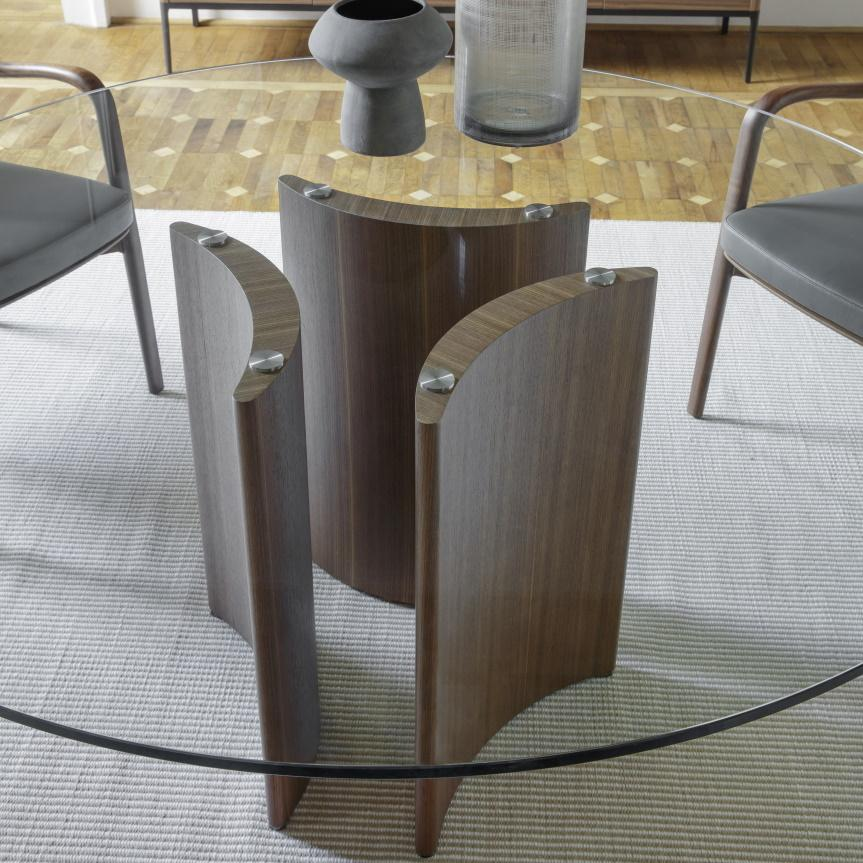 Porada Alan Round Dining Table