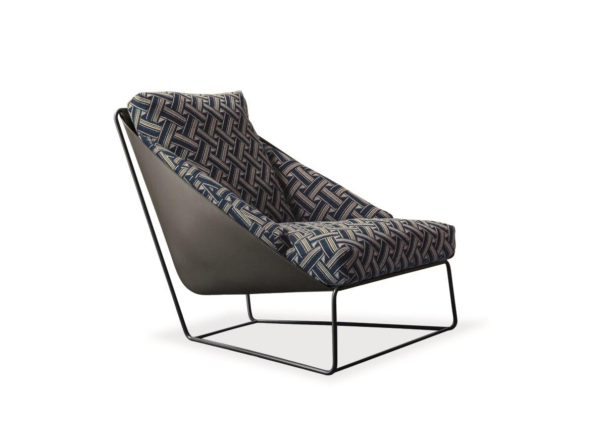 Bonaldo Alfie Armchair with Arms
