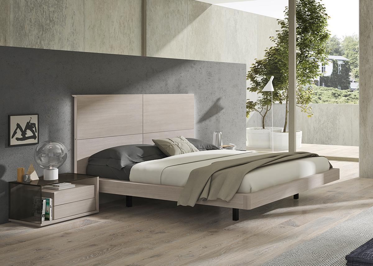 Ambiente Contemporary Bed