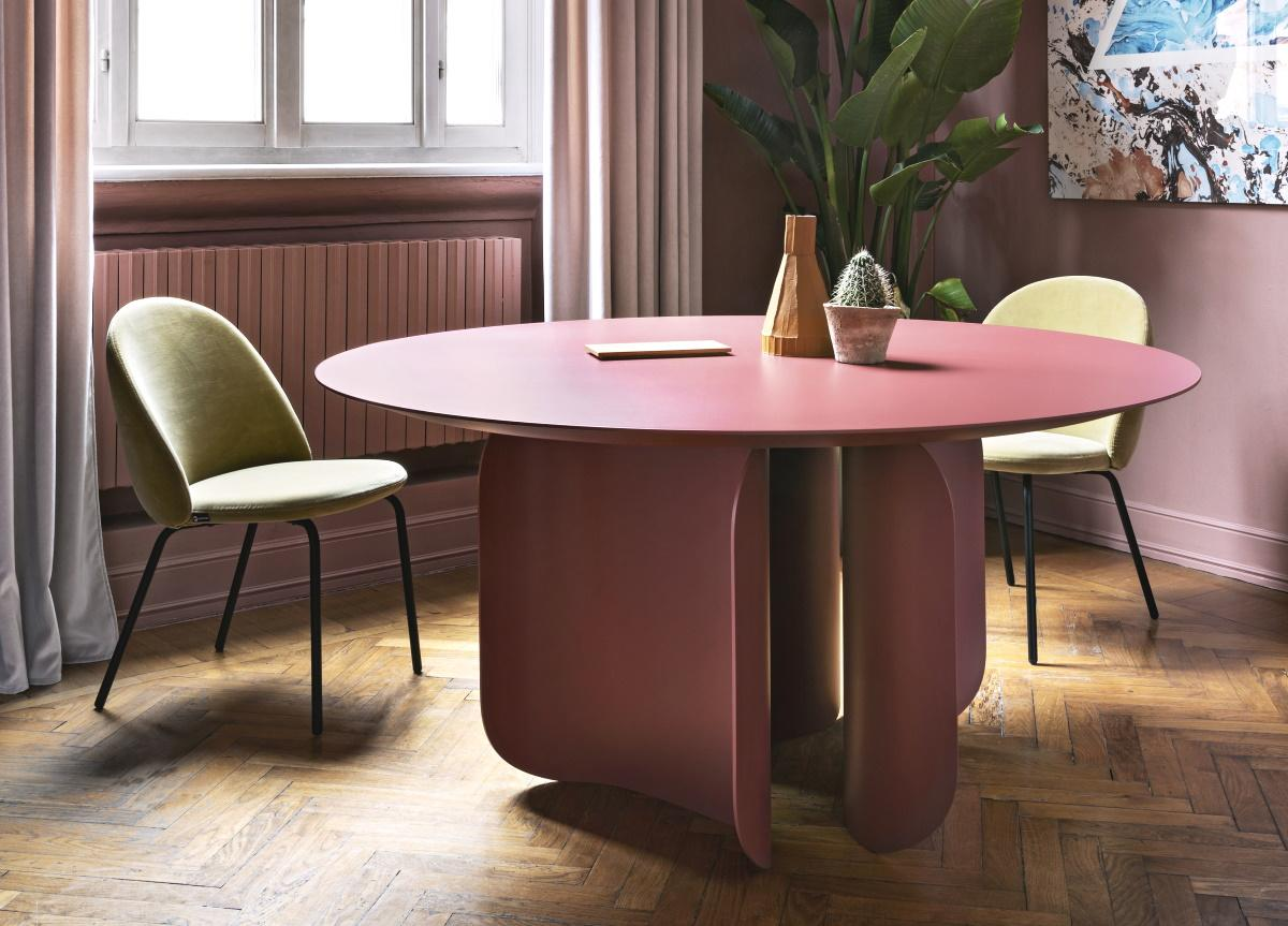 Miniforms Barry Round Dining Table
