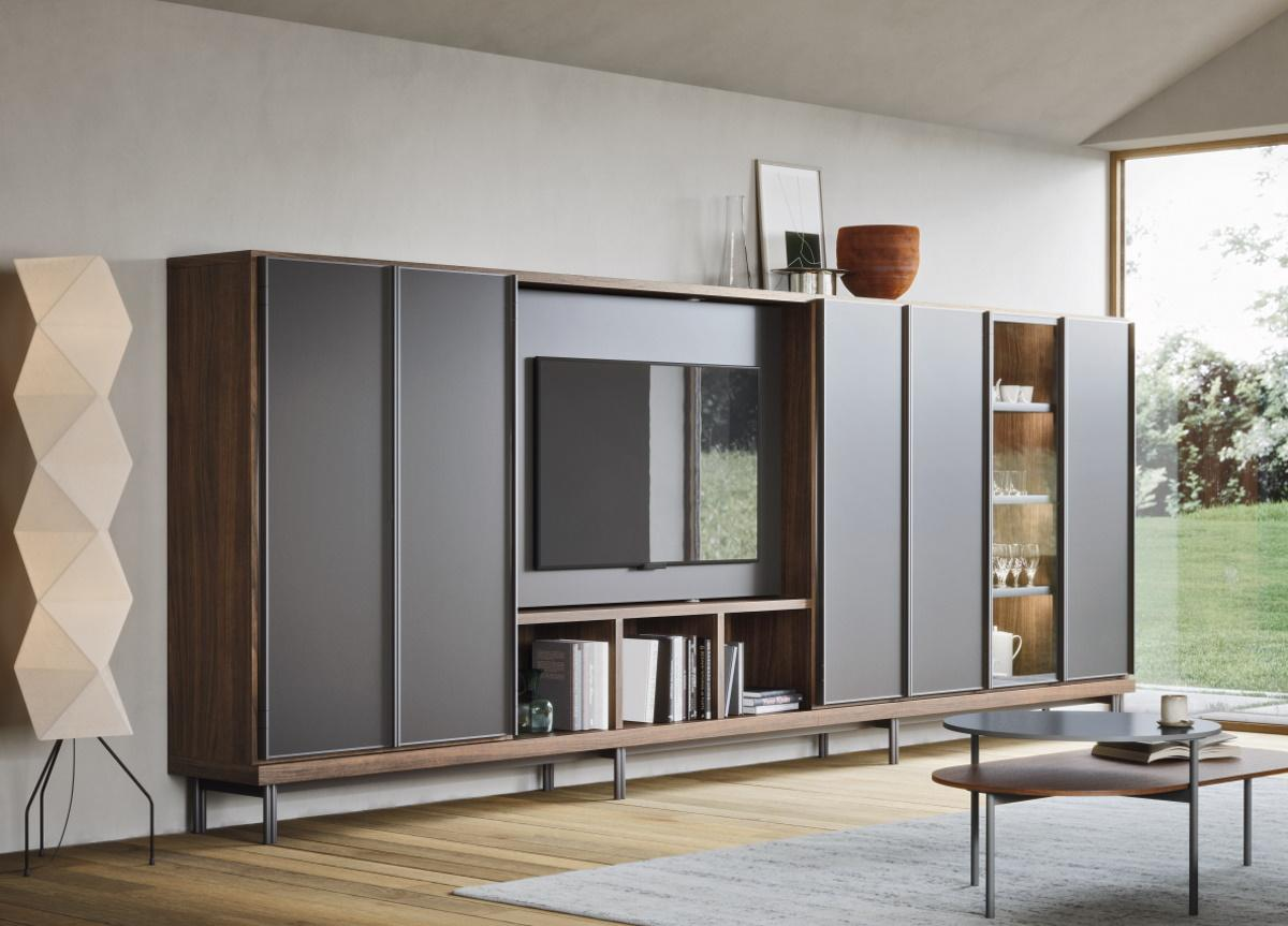 Novamobili Wall 30 Large Cabinet & TV Unit