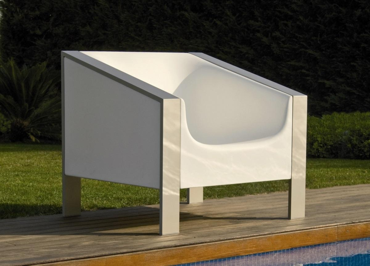 Cube Garden Chair | Contemporary Garden