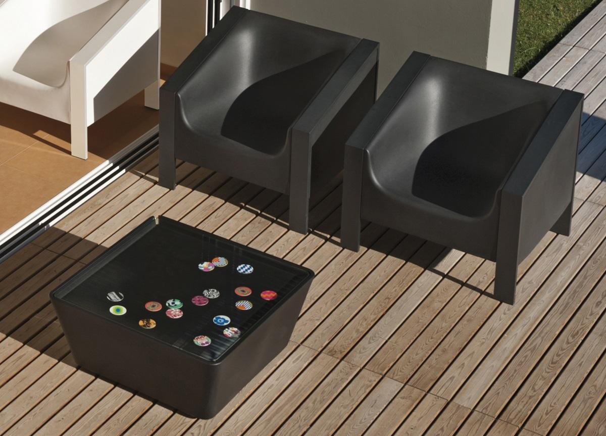 Cube Garden Coffee Table