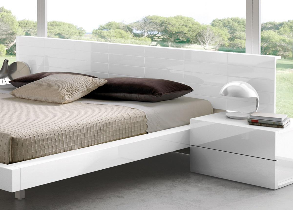 Caprice Contemporary Bed
