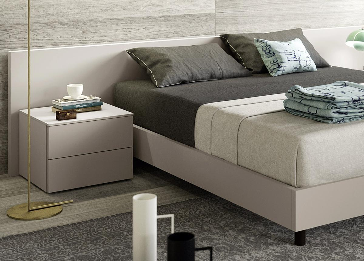 Cardiff Contemporary Bed