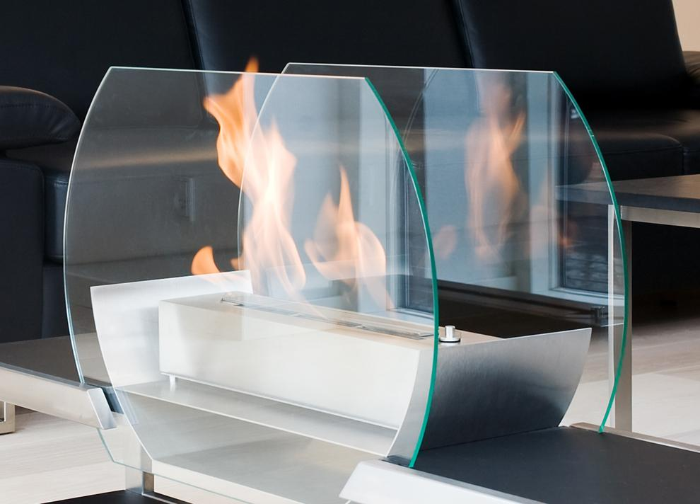 Decoflame Chicago Bioethanol Fire