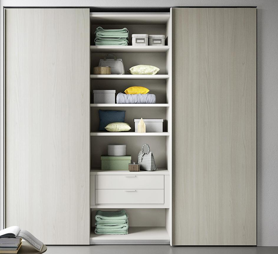 Elegante Sliding Door Wardrobe