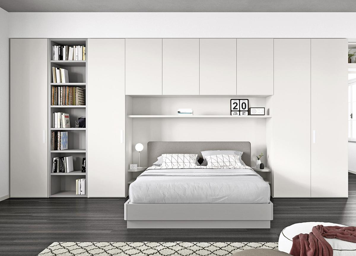 Sopra Fitted Wardrobe  Contemporary Fitted Wardrobes From Italy