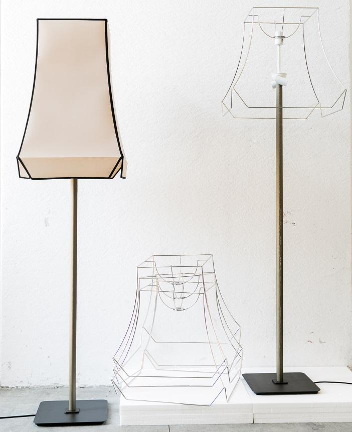 Contardi Cloche Floor Lamp