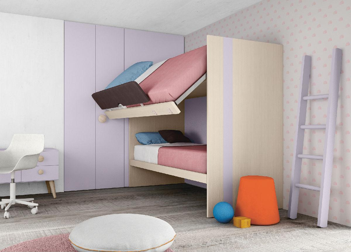 Battistella Nidi Children's Bedroom Composition 13