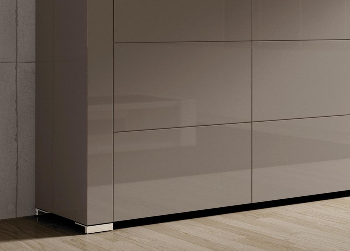 Divided Contemporary Sideboard