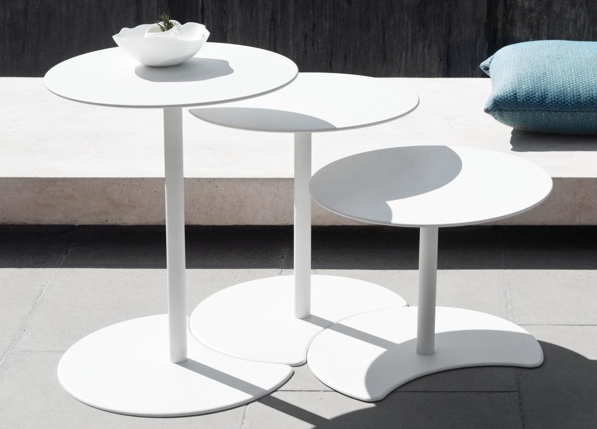 Tribu Drops Garden Side Table