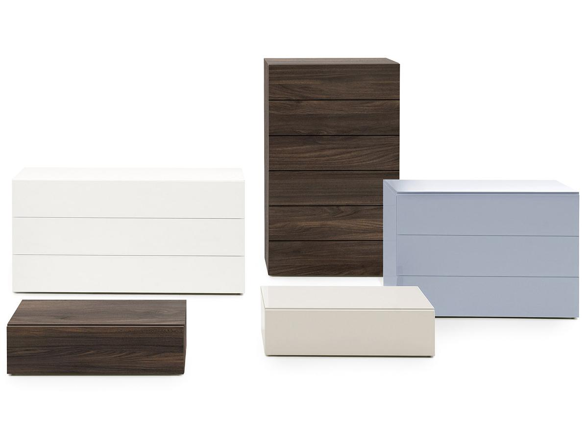 Novamobili Easy Tall Chest of Drawers