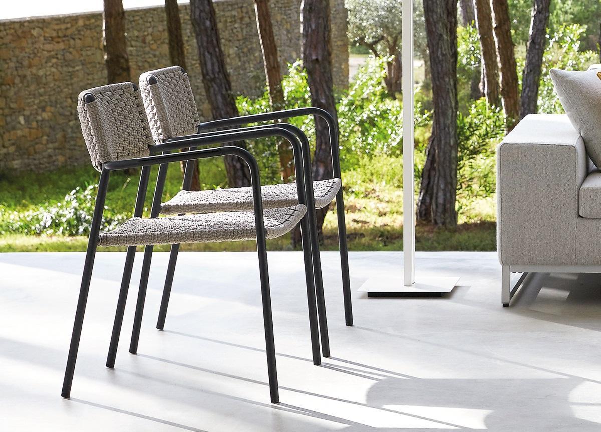 Manutti Echo Garden Chair Manutti Furniture At Go Modern