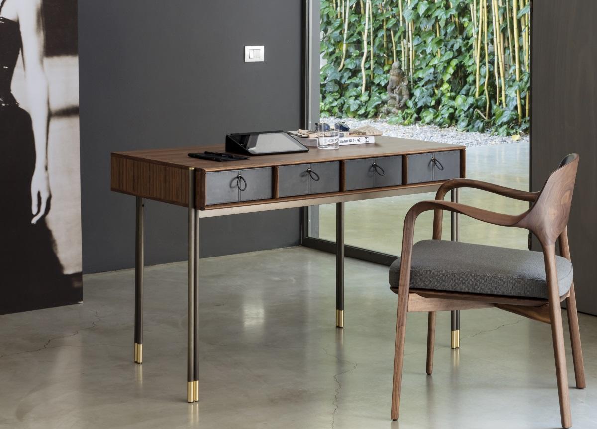 Porada Eley Writing Desk Porada Desks Luxury Writing Desks