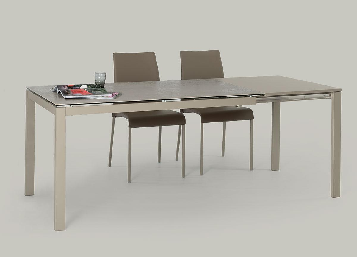 Bontempi Eos Extending Dining Table