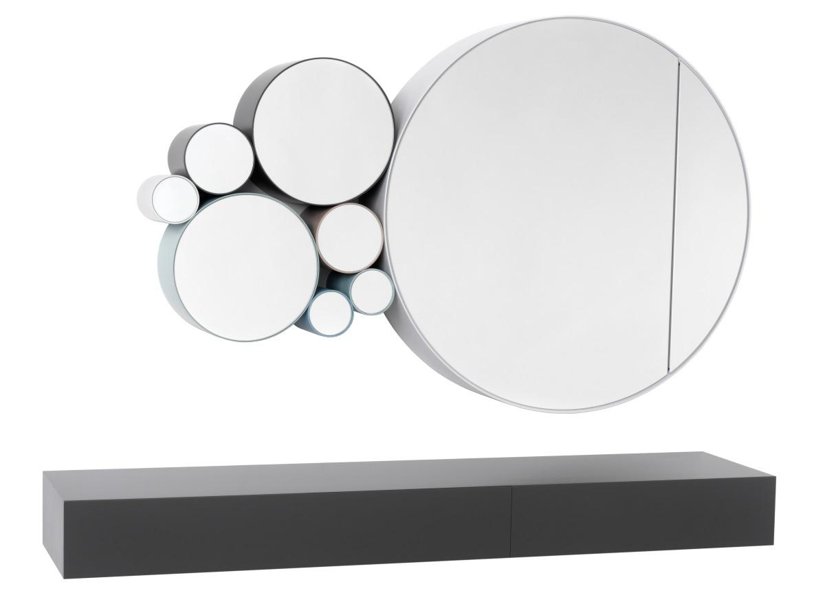 Schoenbuch Epoca Round Mirror Collection