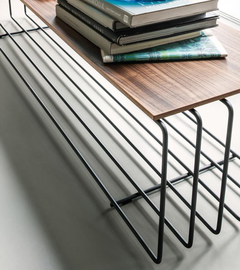 Lema Fence Bench/Coffee Table