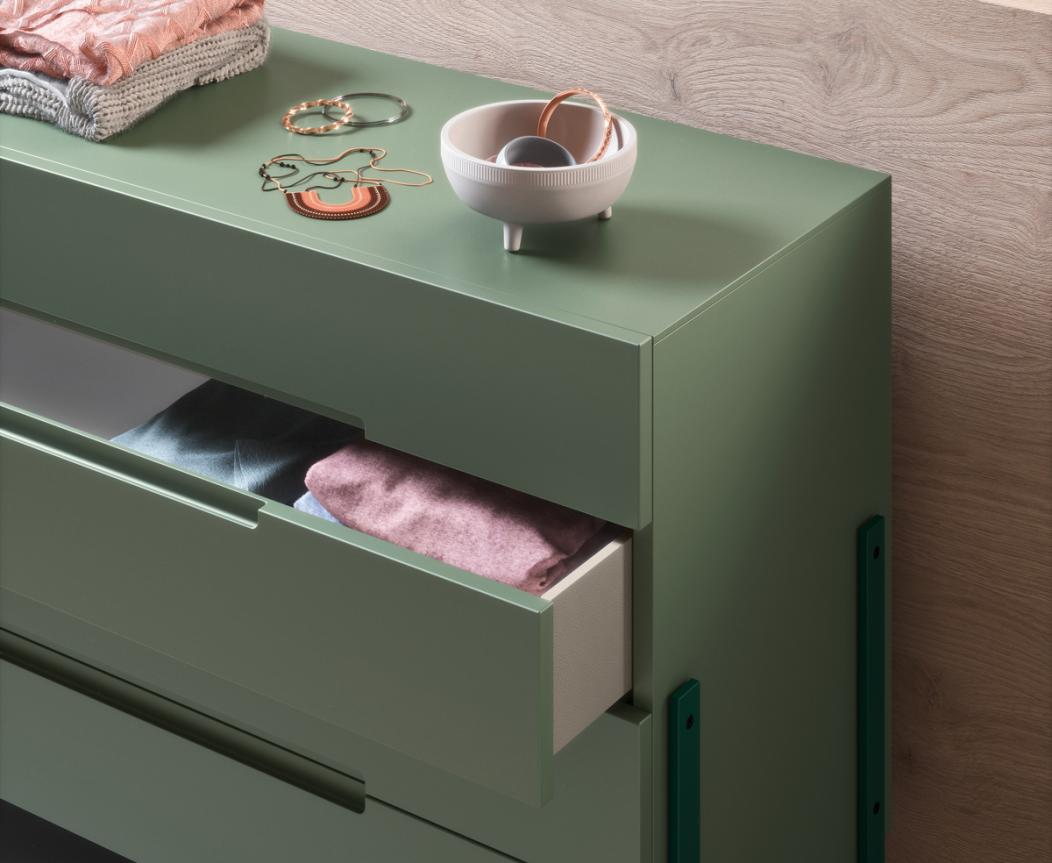 Float Chest of Drawers