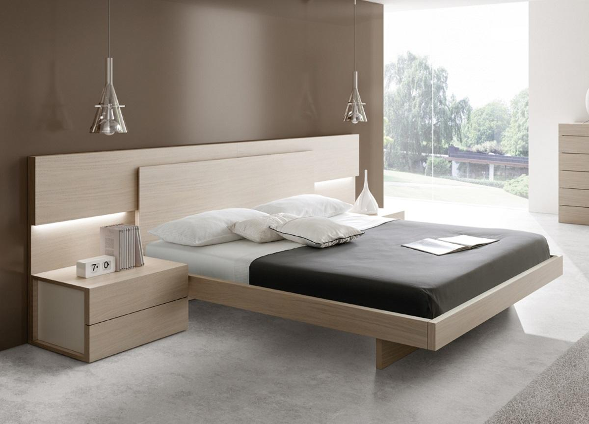 Picture of: Fuji Contemporary Bed Contemporary Beds Modern Furniture In London