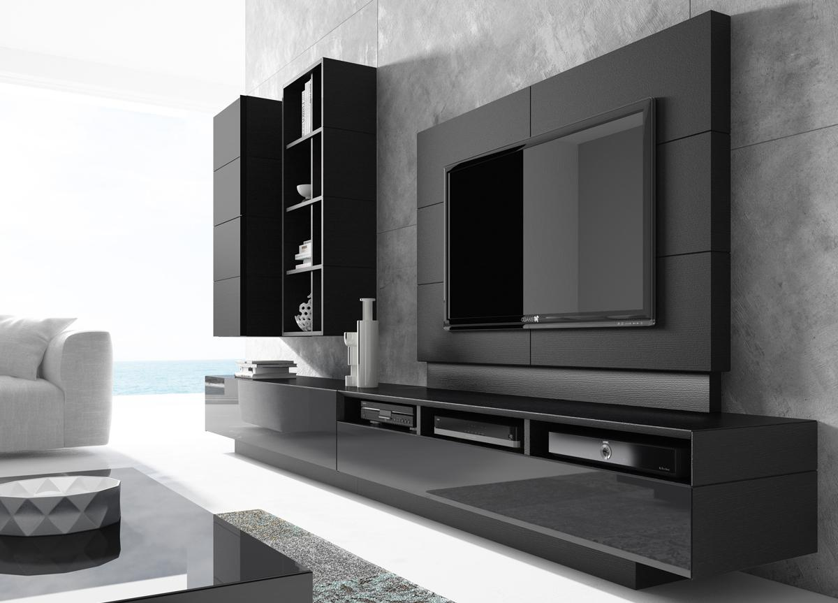 Ginza Tv Unit Wall Unit 04 Contemporary Wall Units