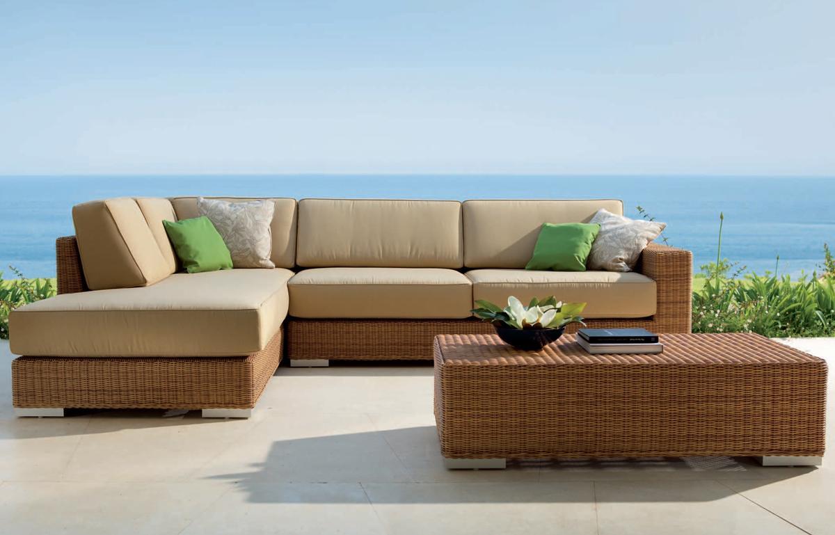 Go Modern Ltd > Garden Sofas > Chelsea Corner Garden Sofa ...